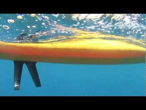Педальный привод для каяка Hobie MirageDrive®