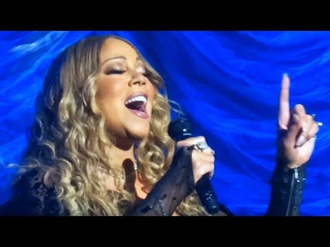Can Mariah Carey Still Sing PRIME VOCALS In 2017? (100% Live)