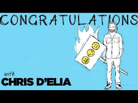 Congratulations Podcast w/ Chris D'Elia | EP39 - Sultan With A Boner