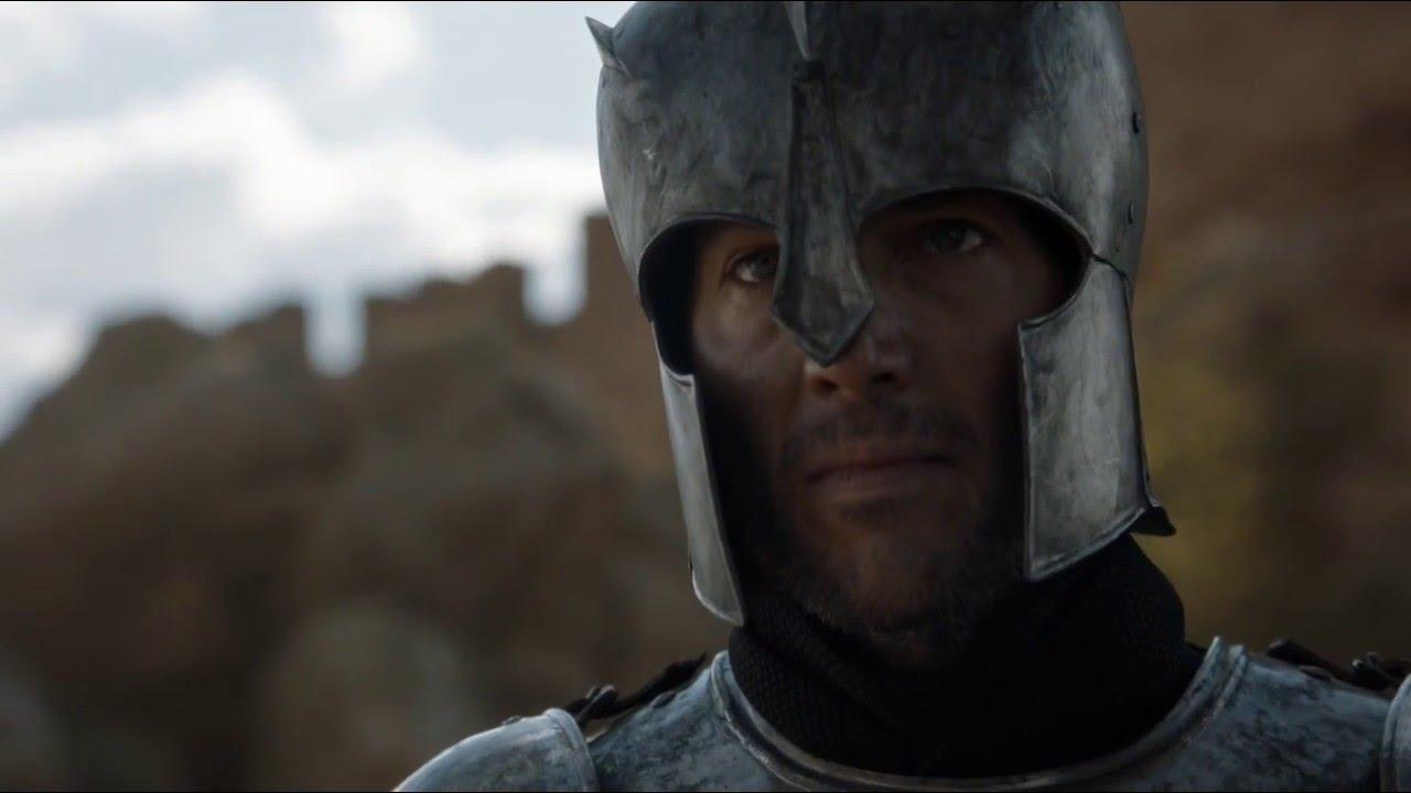 Ser Arthur Dayne, Sword of the Morning, vs young Ned Stark ...  Ser Arthur Dayn...