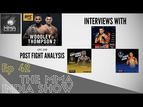 The MMA India Show EP 42