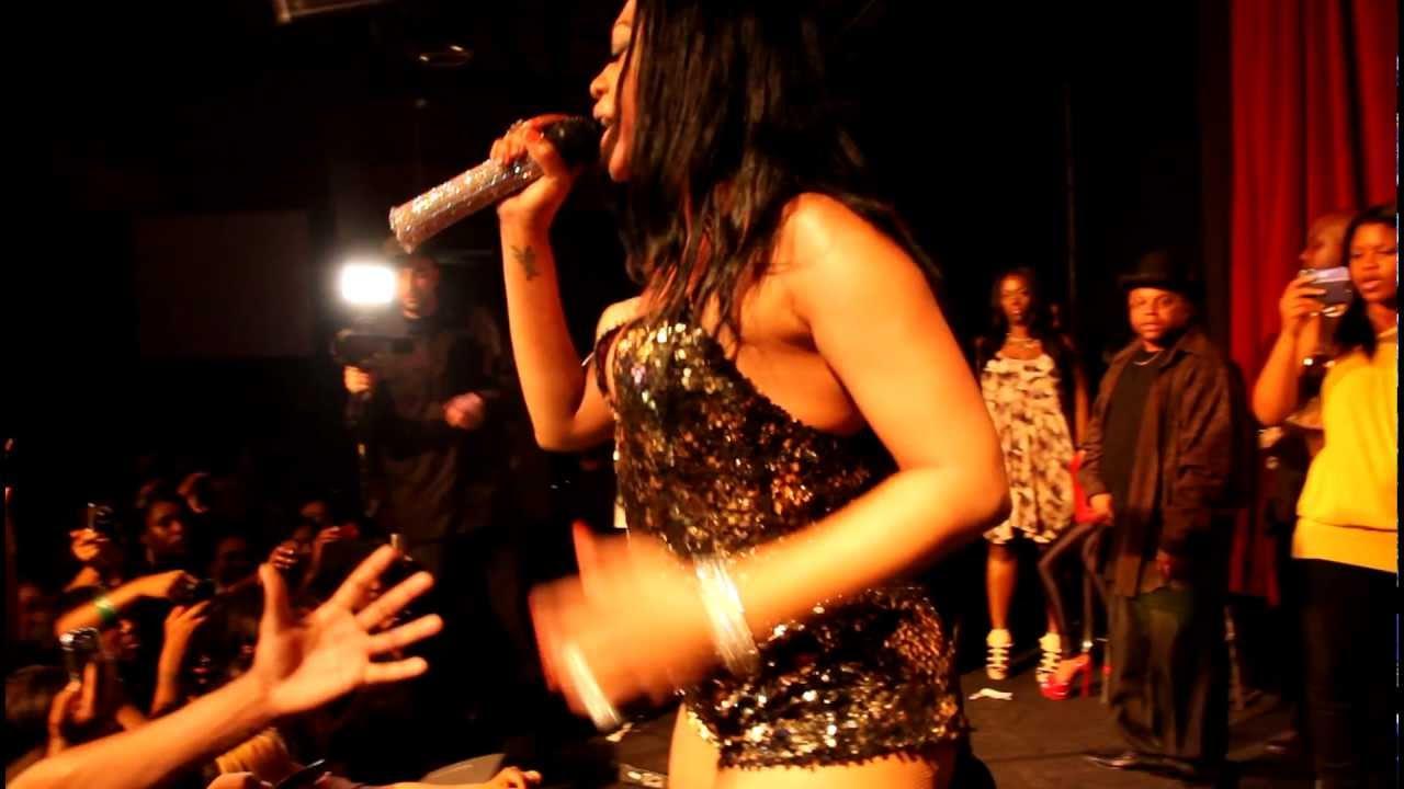 Katrina Laverne Taylor-stage name Trina Live in Oakland CA ...