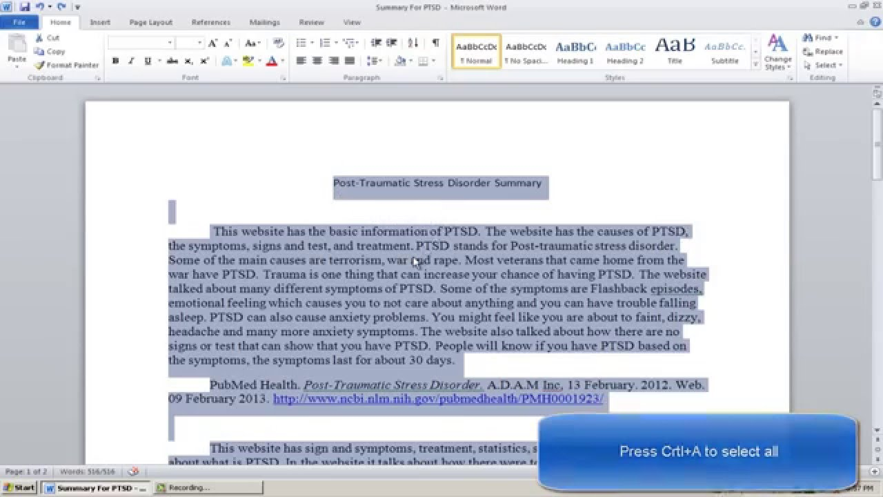 how to double space in microsoft word   how to double space in microsoft word 2010