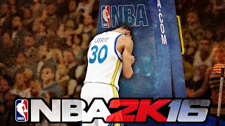NBA 2K16 Stephen Curry MVP - Born To Be Great