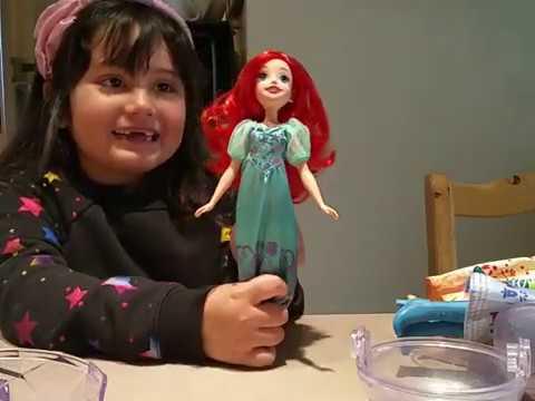 Kiki's Disney princesses and lol review