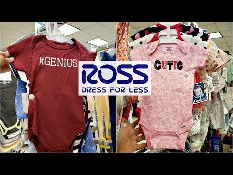 ROSS BABY SHOPPING IDEAS WALK THROUGH 2019