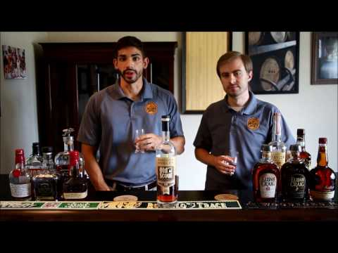 Bourbon Brothers Review No 128  Smooth Ambler Old Scout 7 year old bourbon
