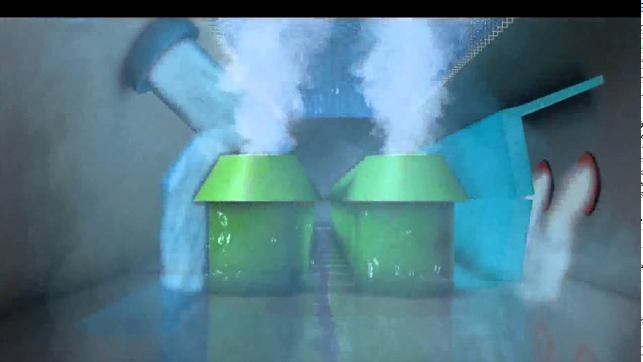 3D Animation Demonstration Video of Subcritical Boiler Operation ...