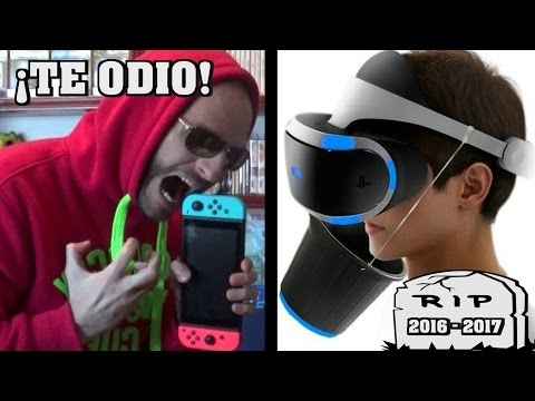 ¡¡¡NADIE CRITICA A PLAYSTATION VR PERO SÍ A NINTENDO SWITCH!!! - Sasel - Sony - Noticias - Español