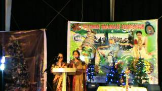 WMA 2012 Christmas/New Year Programme - Prayer Song