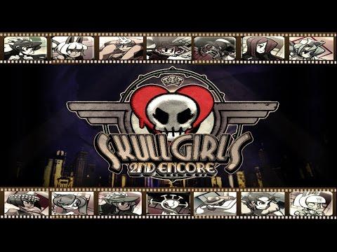 Skullgirls 2nd Encore Combo Video