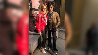 ¡Lenny Kravitz en México! Adela Micha platicó con él. Sexo, moda, rock y mucho más...