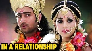 Arjun & Draupadi TO FALL IN LOVE in REAL LIFE of Mahabharat -- BREAKING NEWS