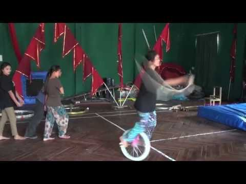 Circus Kathmandu (coming to Glastonbury 2014)