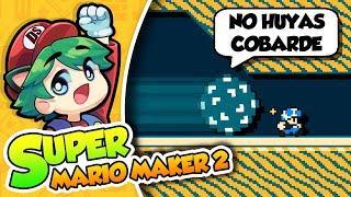 ¡Pinchos teledirigidos! - Super Mario Maker 2 (Online) DSimphony