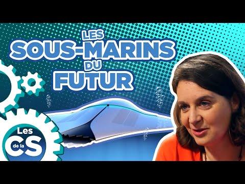 Les sous-marins du futur - Les chroniques de la Science