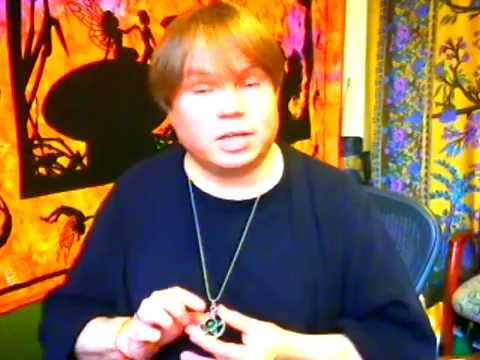 Magickal Jewelry: Wearing Sacred Symbols with Bob Hickman Psychic Medium