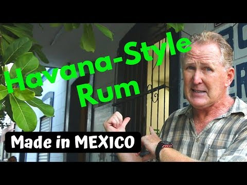 EXPLORE MEXICO: Veracruz City Tour - Rum Distillery