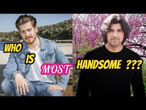 Cagatay Ulusoy VS Engin Akyurek 2018 Turkish Actors    Who is More Handsome