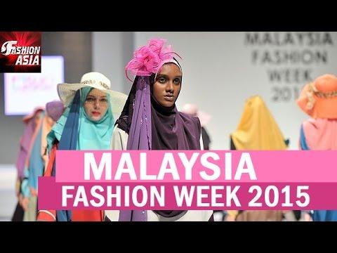 MALAYSIA Fashion Week 2015 (Muslimah Special) | Kuala Lumpur | Fashion Asia