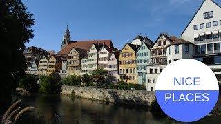 Tübingen ist eine sehr schöne universitätsstadt am neckar in süddeutschland und der nähe von stuttgart. is a beautiful city with famous unive...