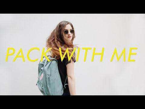 Packing VLOG: What I'm packing for a trip to Colorado