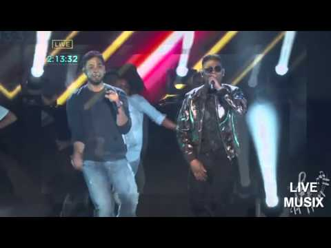 Jussie Smollett - You're So Beauiful (Pitbull's New Years Eve Revolution 2016)