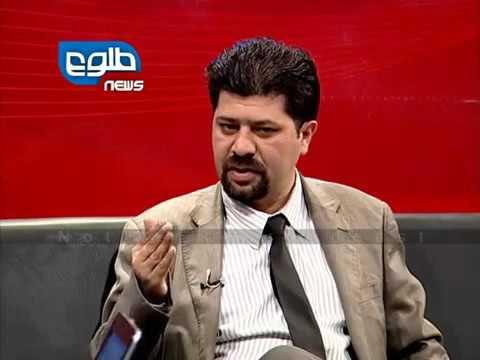 Interview über die Eröffnung der Bahnlinie in Afghanistan    مصاحبه در مورد افتتاح خط آهن افغانستان