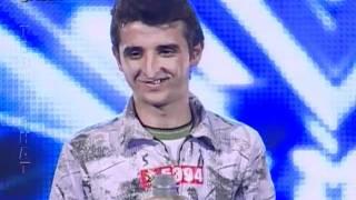 X Factor Albania - 8 Janar 2012 - Aziz Ruda(Tv Klan. Per videot me te reja vizitoni http://www.tiranachat.net Kjo video eshte hedhur me lejen e producenteve Vera Grabocka dhe Alketa Vejsiu. X Factor ..., 2012-01-09T01:05:57.000Z)