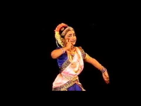 Tillanna - Bharatnatyam - Indian Classical Dance by 9 years old girl Foram Anupam Uchat