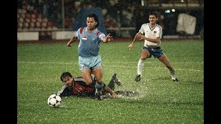 1989 SEA Games Final - Malaysia 3-1 Singapore