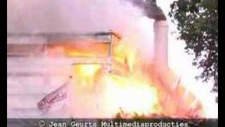 Explosie Biomassacentrale Sittard