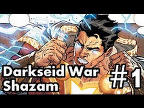 Justice League Darkseid War Shazam #1 Review/Recap. The God Of Gods! - COMICS MOVIES 2016