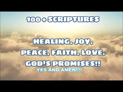 Bible Scriptures: Healing, Joy, Peace, Faith, Love, Strength In JESUS