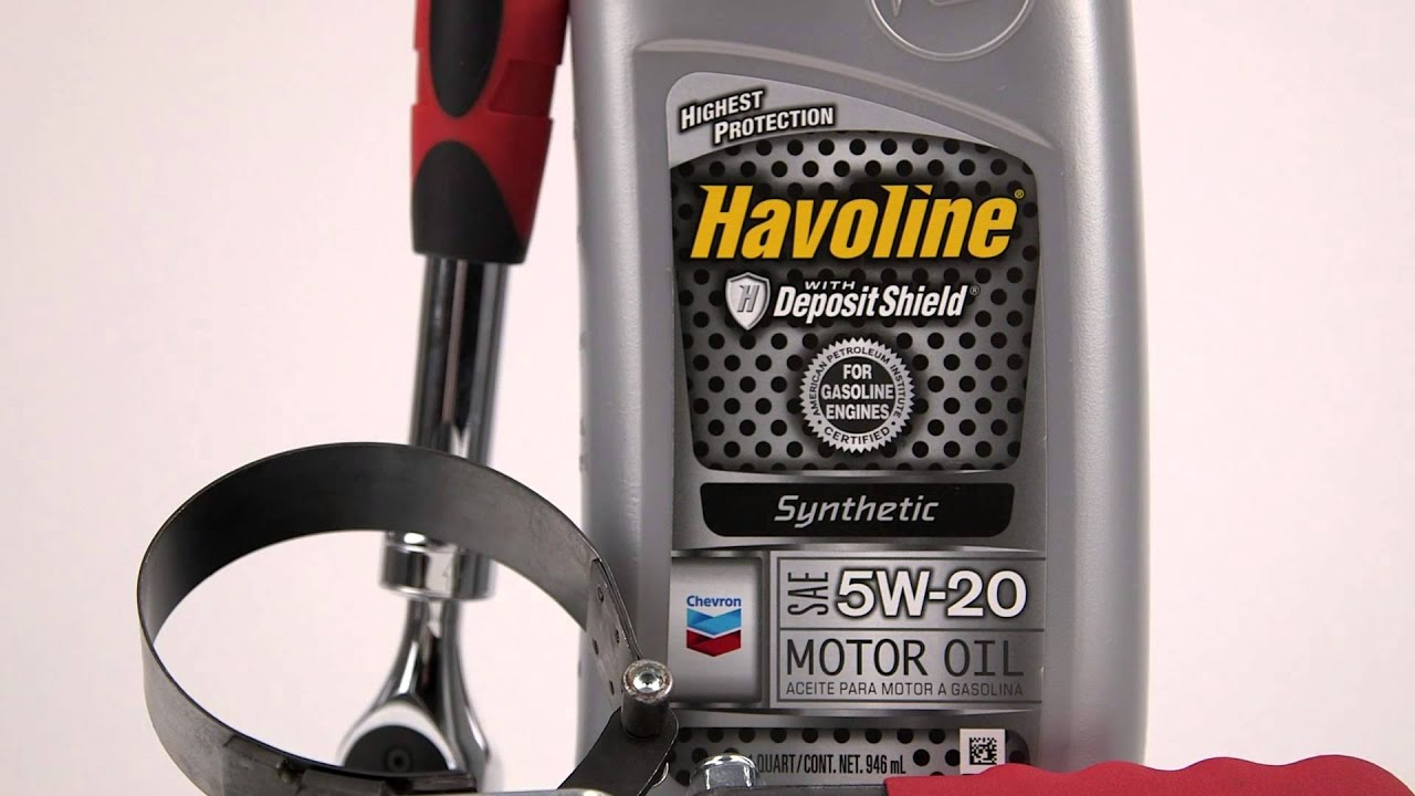 Havoline Synthetic Motor Oil With Deposit Shield Pep