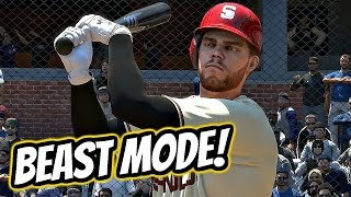 FREDDIE FREEMAN IS OUT HERE RAKING!! MLB The Show 17 Diamond Dynasty