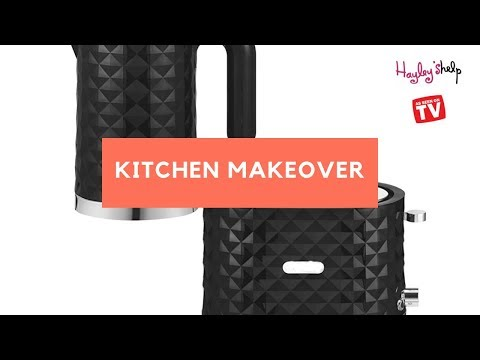 MY KITCHEN MAKEOVER - BEFORE & AFTER + HOMEMAKER TIPS! - Hayley from Obsessive Compulsive Cleaners