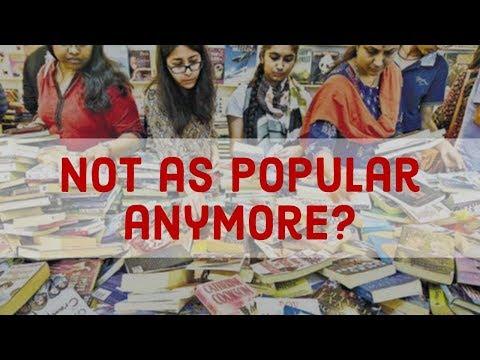 Delhi Book Fair: Are book fairs losing their magic?