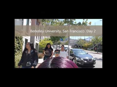Trip To Berkeley University / Puente July 2016