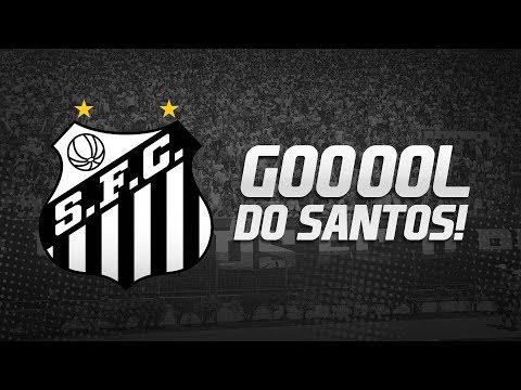 GABRIEL AMPLIA: Santos 2 x 0 Paraná | GOL | Brasileirão (13/05/18)