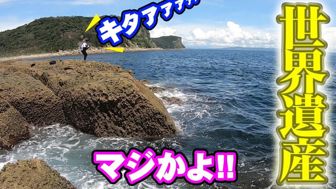 【世界遺産】男2人釣り旅2泊3日豪華プラン