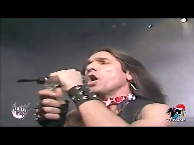 VANADIUM LIVE @ HEAVYMAS FESTIVAL 1985