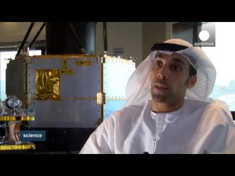 United Arab Emirates to launch space mission to Mars   euronews, science
