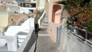 Santorini  Oia Village + Amoudi Port(Created on September 19, 2010 using FlipShare., 2010-09-20T09:42:32.000Z)