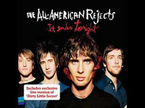 THE ALL-AMERICAN REJECTS - IT ENDS TONIGHT LYRICS