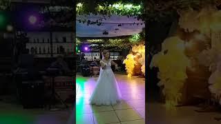 Песня глухонемой невесты для любимого. Очень душевно!!!