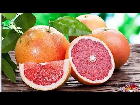 В чем вред грейпфрута