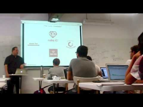 Intro to the Sydney Ruby and Rails Community