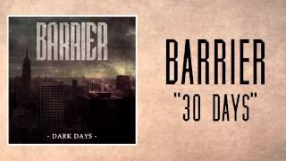 Barrier - 30 Days Thumbnail