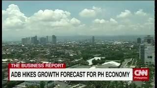 ADB hikes growth forecast for PH economy